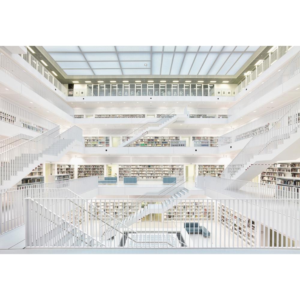 Stuttgarter Satdtbibliothek
